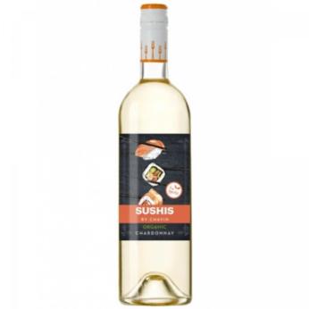 Muuda Pierre Chavin Sushis Chardonnay Organic Pays d´Oc