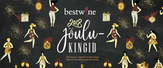 Bestwine Jõulukataloog 2018