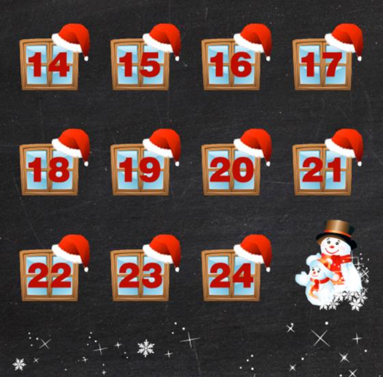Jõulukalender 2018